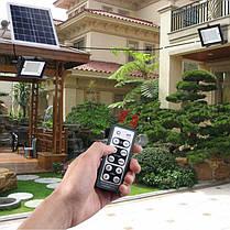 Светодиодные уличные прожектора на солнечной батарее SL383В 2х24W IP65 Код.59374, фото 2