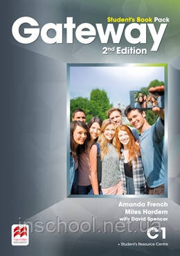 Gateway 2nd edition C1 Student's Book Pack ISBN: 9781786323156, фото 2