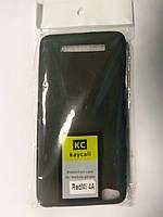 Чехол силиконовый  для Xiaomi Redmi 4A черный