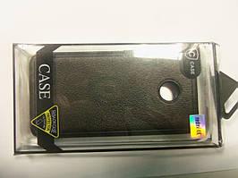 Чехол силиконовый  для Xiaomi Redmi 4X черный