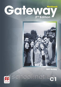 Gateway 2nd edition C1 Workbook ISBN: 9781786323170