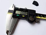 Штангенциркуль электронный KM-DSM-300 (0-300/0,01; ±0.03 мм) с бегунком. Сертификат от производителя, фото 3