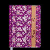 Ежедневник датированный 2019 PROVENCE, A5, 336 стр. розовый 2161-10 , фото 1