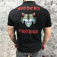 fe56afa9ac9a8 Мужские футболки поло Gucci в Украине. Сравнить цены, купить ...