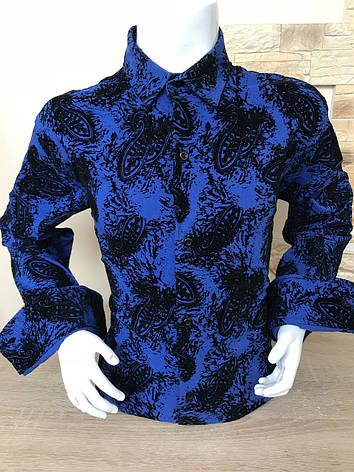 Детская кашемировая рубашка Ikoras, фото 2