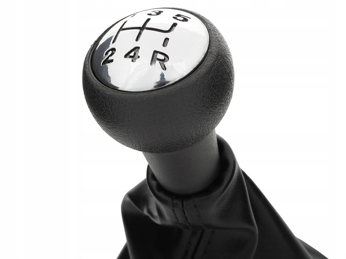 Ручка КПП + чехол Citroen