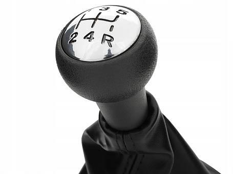 Ручка КПП + чехол Citroen, фото 2