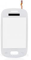 Тачскрин (сенсор) для Samsung S5282 Galaxy Star Duos, белый
