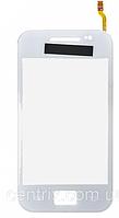 Тачскрин (сенсор) для Samsung S5830 Galaxy Ace, белый
