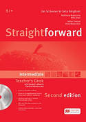 Straightforward 2nd Edition Intermediate + eBook Teacher's Pack ISBN: 9781786327666