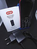 Кнопочный телефон Ergo F243 Swift 2.4'' 1800 mAh/DualSim/Bluetooth ГАРАНТИЯ ГОД!, фото 2