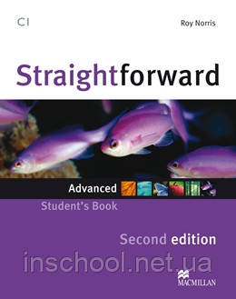 Straightforward Second Edition Advanced Student's Book ISBN: 9780230423442, фото 2