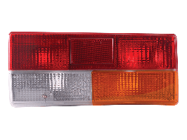 Корпус фонаря заднего ВАЗ 2107 желтый указатель (к-т левый, правый)* (ESER)