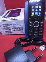 Кнопочный телефон Nomi i184 DualSim + Фонарик + Bluetooth + 500 мАч ГАРАНТИЯ ГОД!