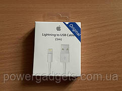 USB кабель для зарядки Apple iPhone 5, 5S, 6, 6 Plus, iPad 4, Air, mini Оригинал