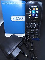 Кнопочный телефон Nomi i184 DualSim/Фонарик/Bluetooth/500 мАч ГАРАНТИЯ ГОД!
