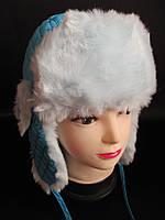 Стеганная шапка для мальчика недорого., фото 1