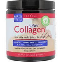 Neocell Super Collagen Types 1 & 3, 198 g