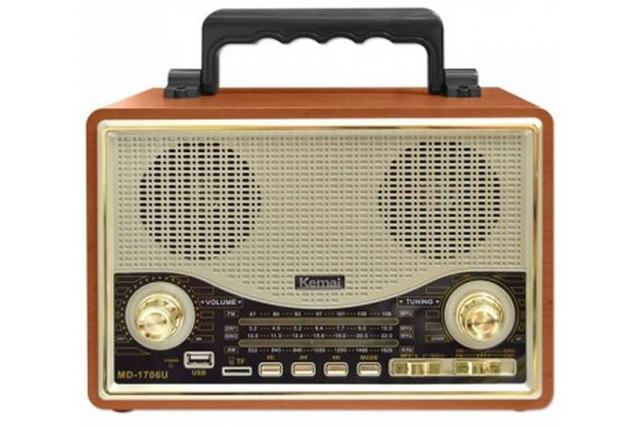 Колонки и радиоприемники