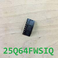 Микросхема 25Q64FWSIQ / W25Q64FWSIQ 1.8V