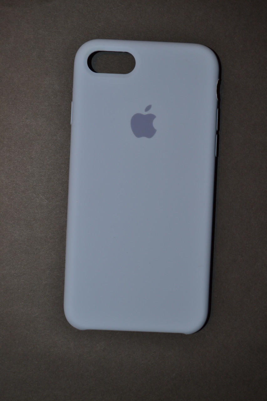 wholesale dealer 30c0f 62f98 TPU + PC + MicroFiber Apple Silicone Case for iPhone 7 / 8 Sky Blue  (небесно-голубой) - купить по лучшей цене в ...
