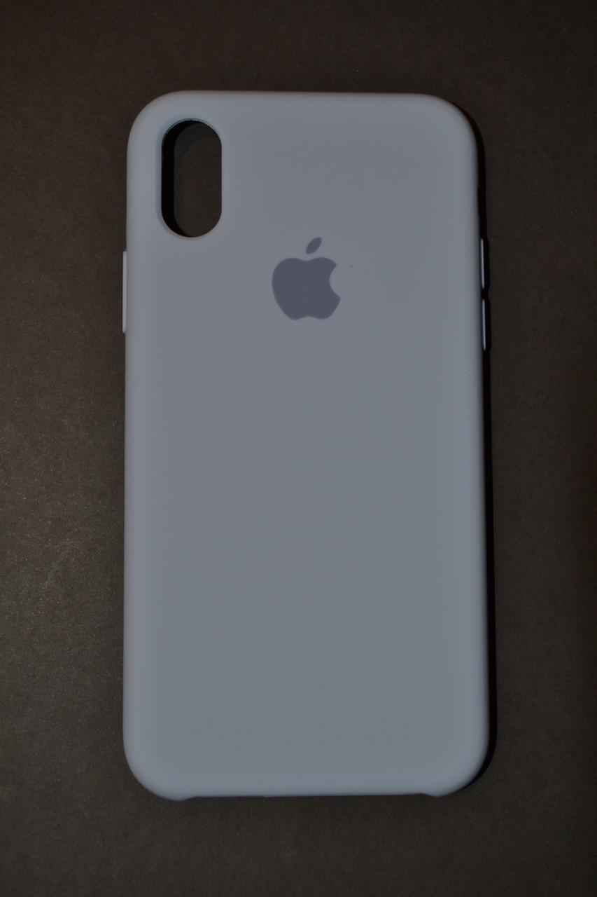 info for 30638 f325a TPU + PC + MicroFiber Apple Silicone Case for iPhone X Sky Blue  (небесно-голубой) - Bigl.ua