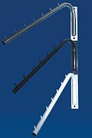 Флейта поворотная на стенку 10 гвоздиков