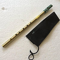 "SevenAngel 0006G(D) Whistle Gold, вистл (Ирландская флейта) Тональность ""D"""