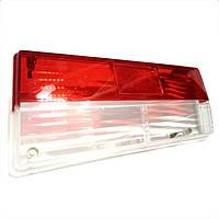 Рассеиватель заднего фонаря ВАЗ 2107 правый указ. белый тюнинг (ESER)
