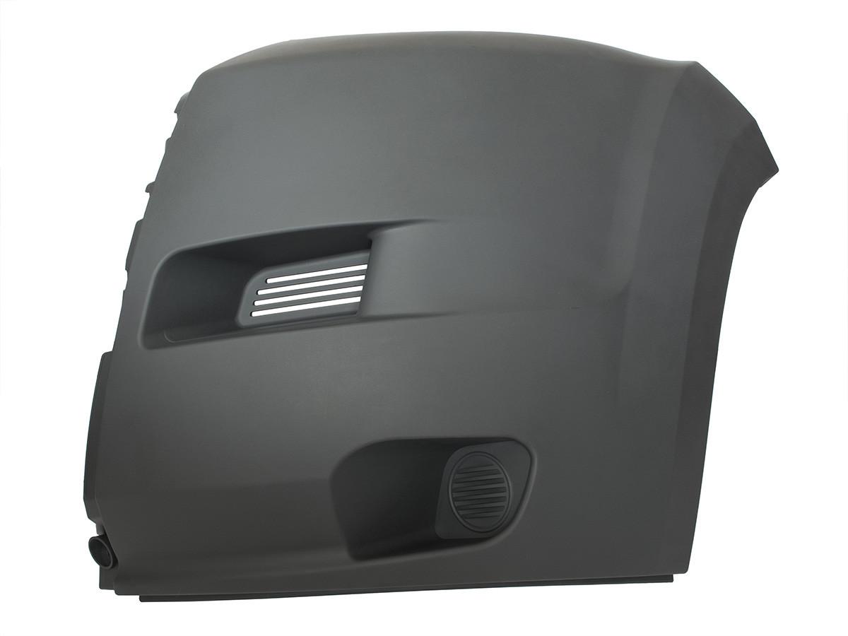 Угол переднего бампера левый