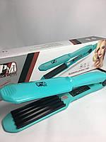 Утюжок-выпрямитель для волос с гофре Promotec PM 1219