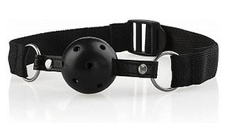 Фетиш-набор O-Ring Gag & Nipple Clamps