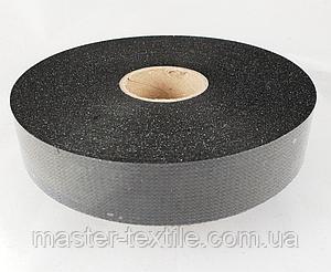Долевик 1,5 см. черный