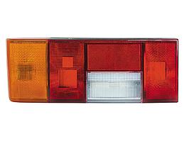 Рассеиватель заднего фонаря ВАЗ 2108-099 левый желтый указатель (ESER)