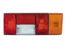 Рассеиватель заднего фонаря ВАЗ 2108-099 правый желтый указатель (ESER)