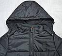 Куртка зимняя GAO серая (QuadriFoglio, Польша), фото 2