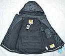 Куртка зимняя GAO серая (QuadriFoglio, Польша), фото 7