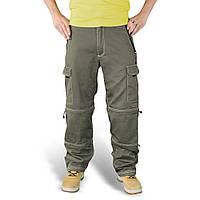 Мужские карго брюки Surplus Trekking Trousers OD 0f20a93103aca