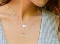Осенние советы от компании «Каталог серебра Украины»: с какими кофтами можно носить серебряные кулоны?