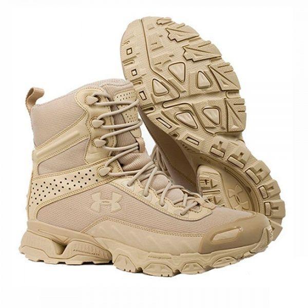 Тактические ботинки мужские Under Armour Valsetz Boots Black