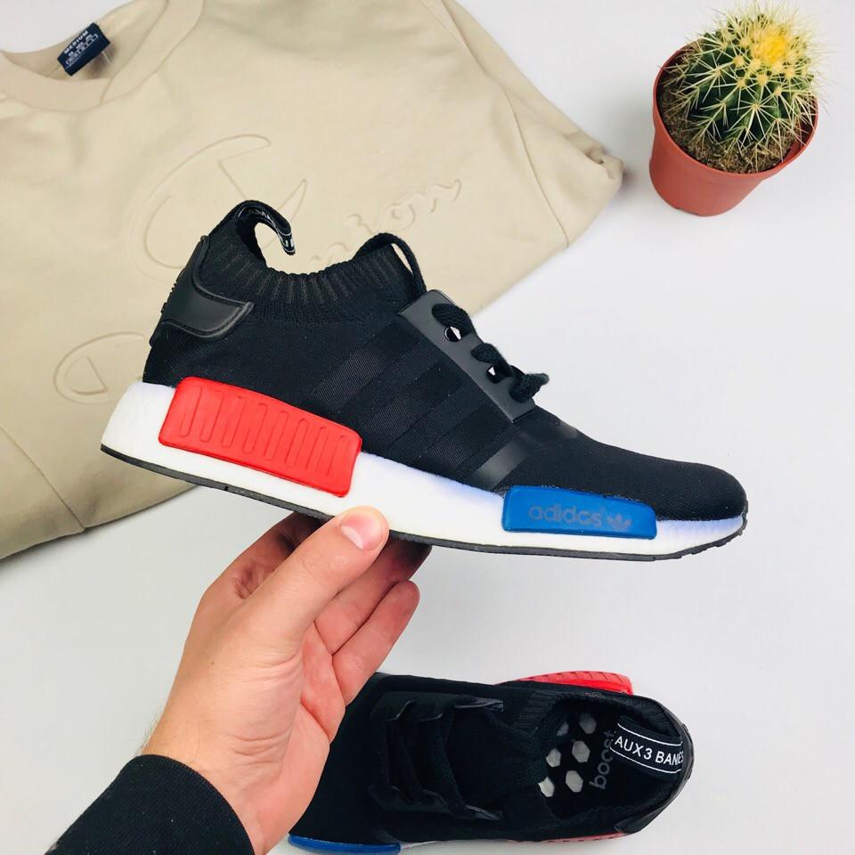 Мужские кроссовки Adidas NMD Running (люкс копия)