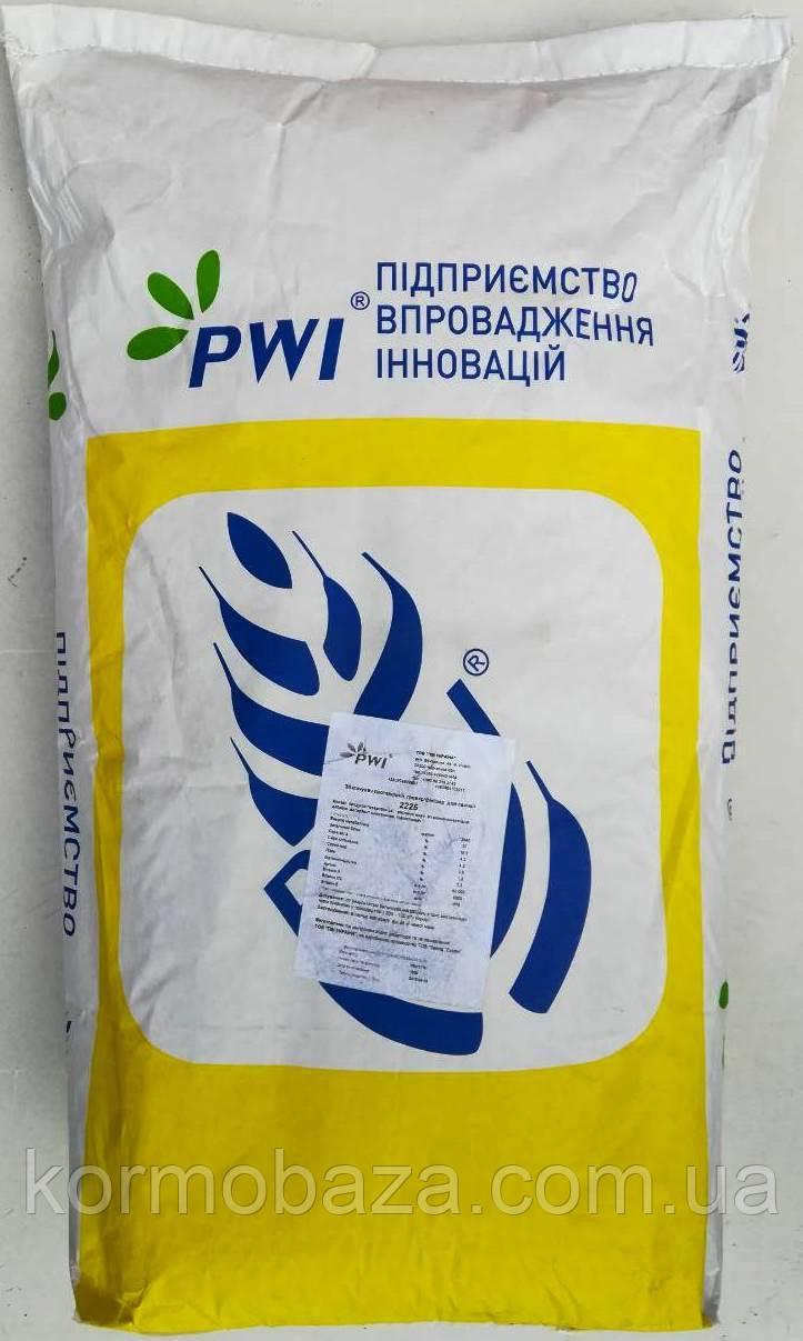 Добавка БМВД для свиней 25-110кг Dossche 2225 15-10%