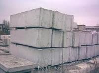 ФБС, фундаментные блоки 240х50х60,120х50х60, 80х50х60  в Одессе