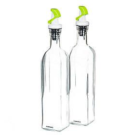 Набор бутылок с дозатором 550мл ( 0112J)