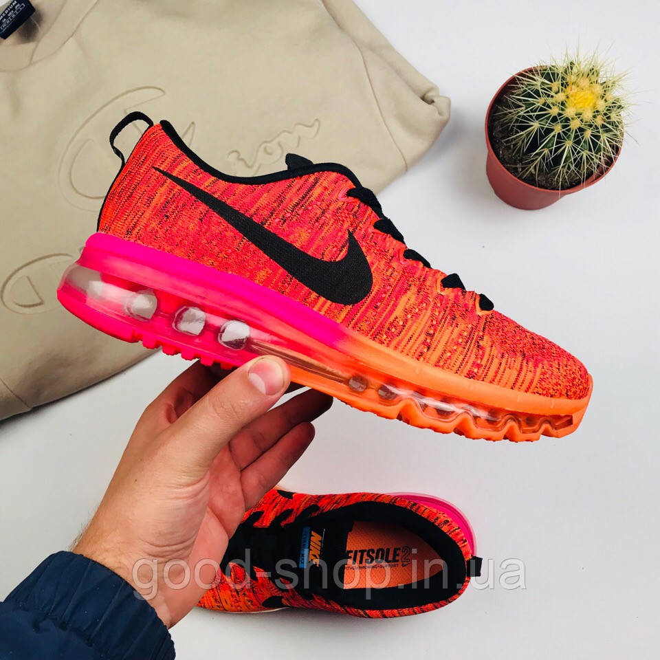 size 40 various colors best service Мужские кроссовки Nike Air Flyknit Max 2014