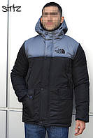 Мужская зимняя парка, чоловіча парка The North Face, Реплика