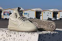 Зимние мужские кроссовки Nike Lunar Force 1 Duckboot (ТОП РЕПЛИКА ААА+)