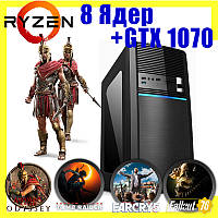 Игровой компьютер Poweron Ryzen 7