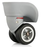 Колеса для валізи ЧМК-7101/2 колір сірий