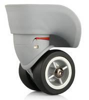 Колеса для чемодана ЧМК-7101/1 цвет серый